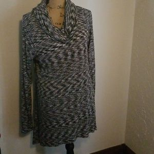 Cable n gauge tunic